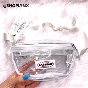 Eastpak Bags - Eastpak Clear Fanny Pack Mini Bag
